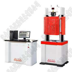 高密WAW-300D微机控制电液伺服万能试验机